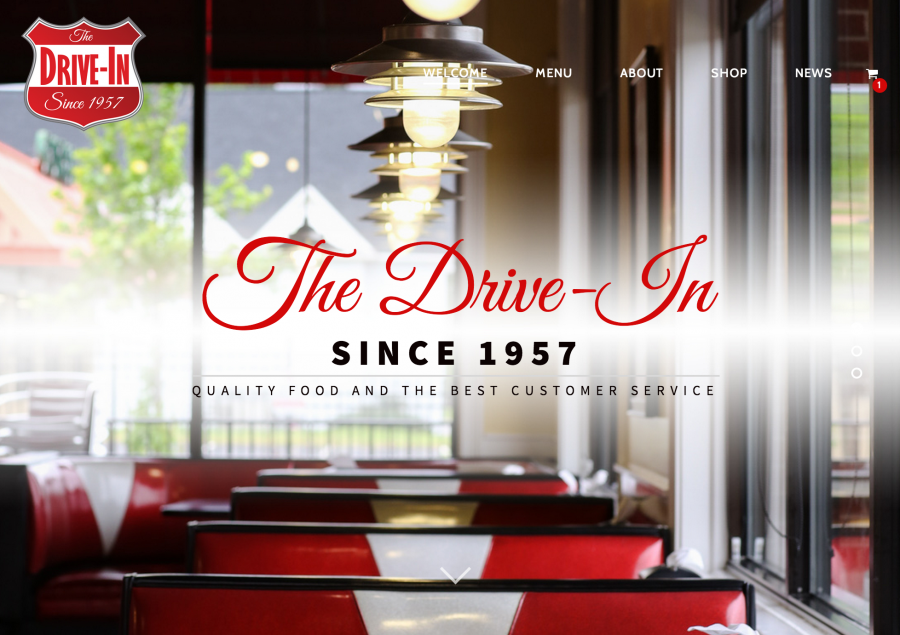 The Drive-In Launches new website!